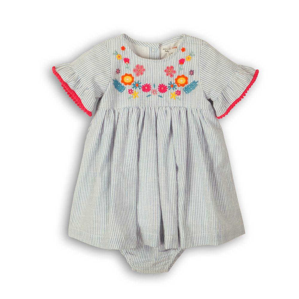 Minoti Šaty kojenecké s kalhotkami, Minoti, Parade 7, holka