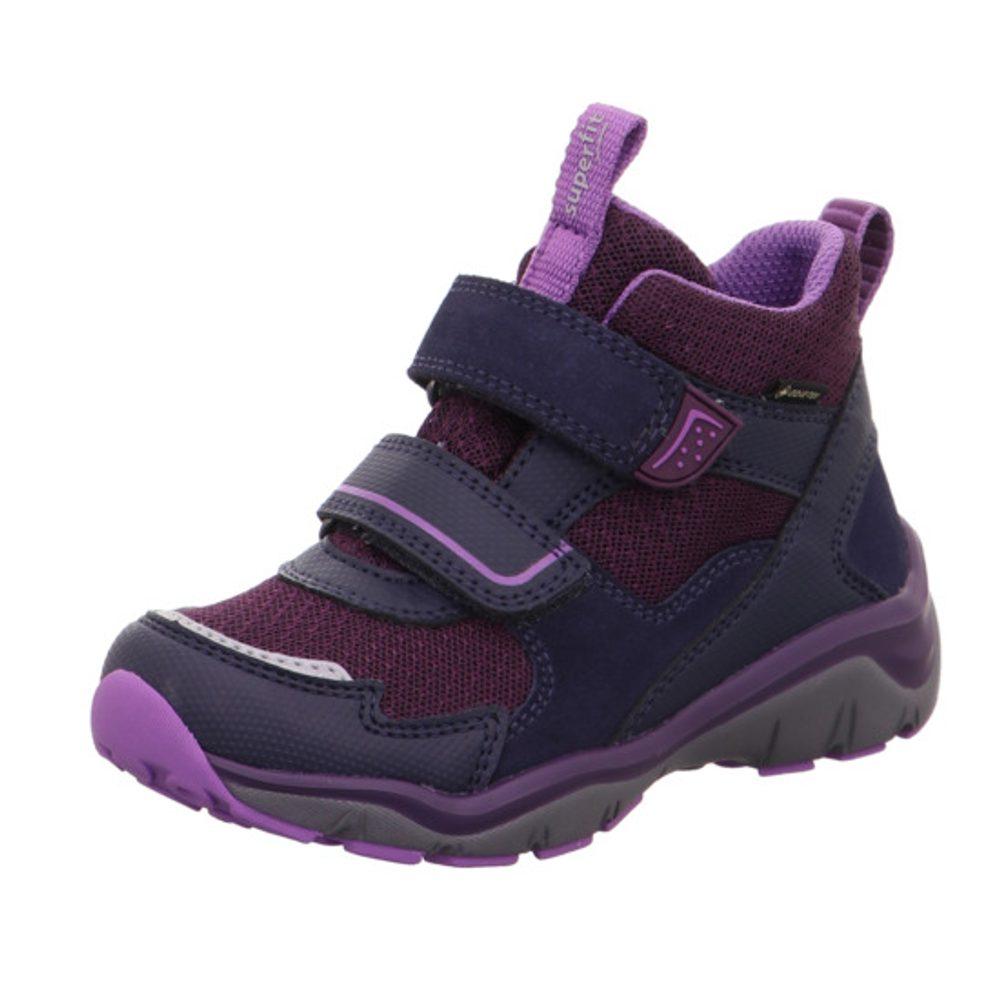Superfit dívčí celoroční sportovní boty SPORT5 GTX, Superfit, 1-000246-8020, fialová