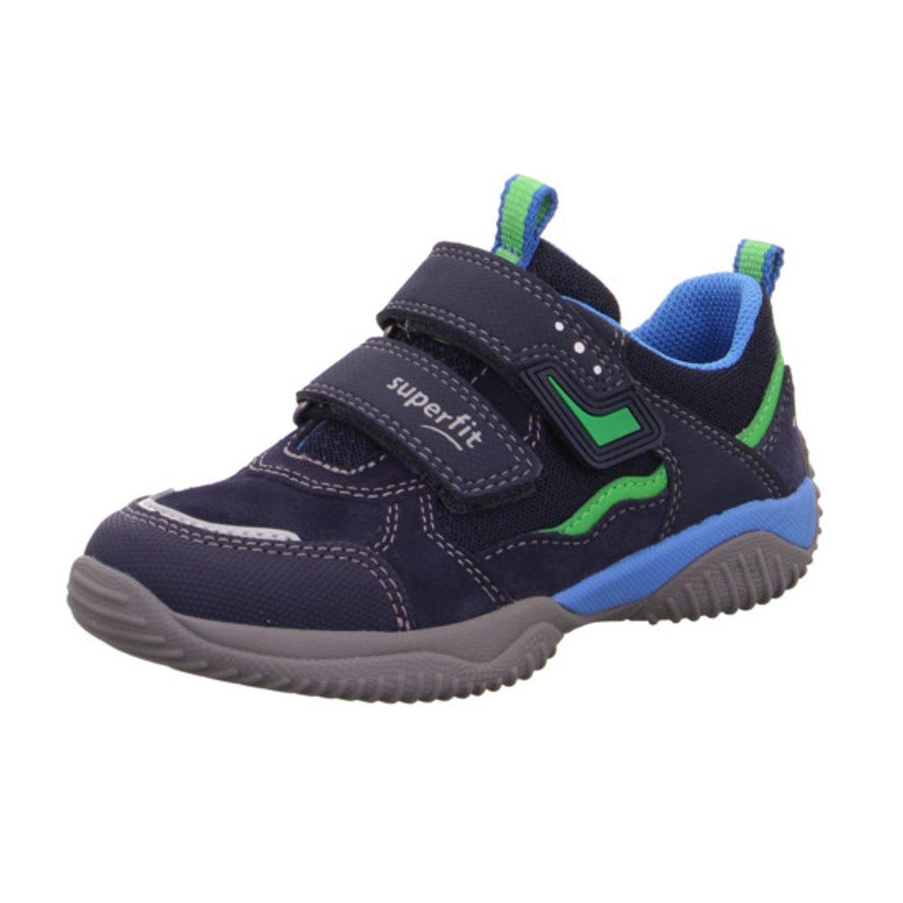 Superfit chlapecké celoroční boty STORM, Superfit, 1-006382-8010, modrá