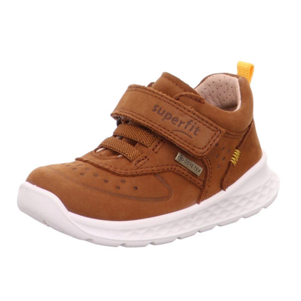 Superfit dětská celoroční obuv BREEZE GTX, Superfit, 1-000364-3020, žlutá