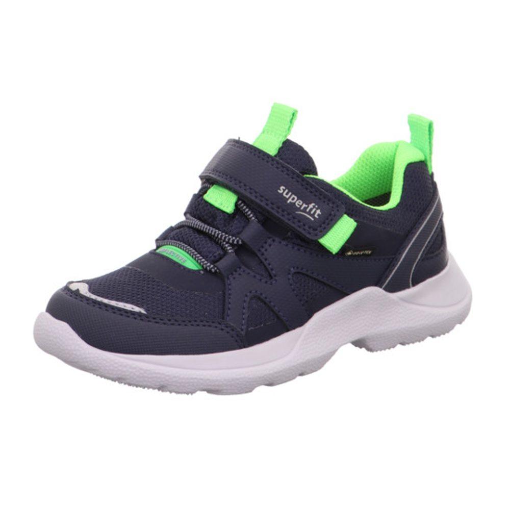 Superfit dětské celoroční boty RUSH GTX, Superfit, 1-006219-8010, zelená