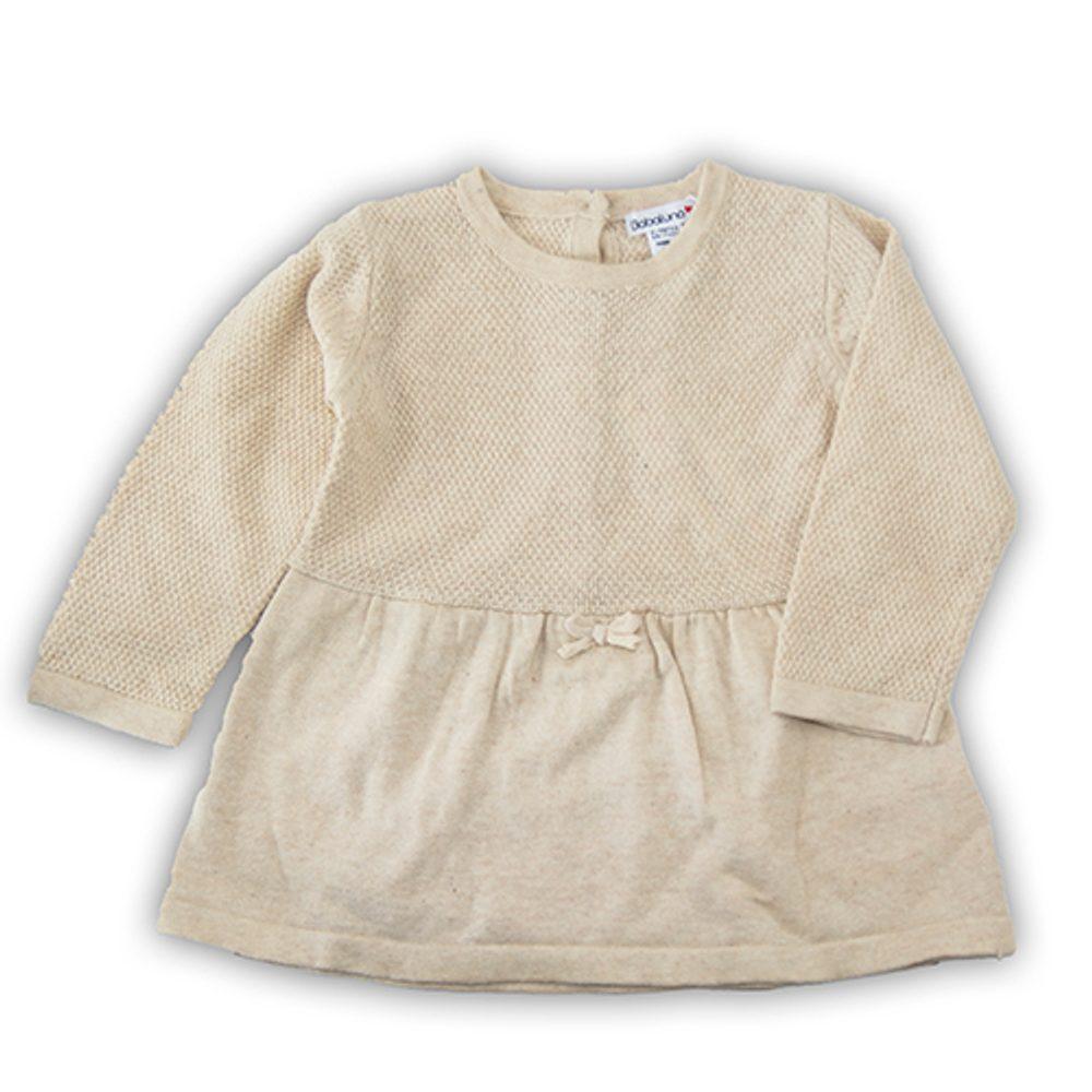 Minoti Šaty kojenecké úpletové, Minoti, BUNNY 2, béžová