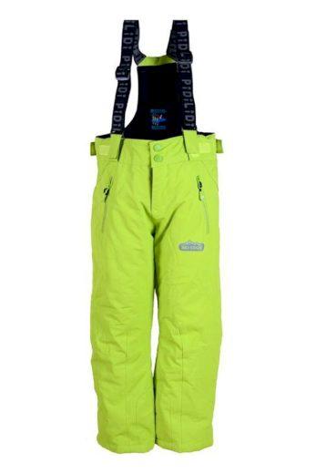 Pidilidi kalhoty zimní lyžařské, Pidilidi, PD1008-19, zelená