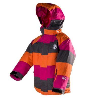 Pidilidi bunda dětská zimní nepromokavá, Pidilidi, PD1041-01, holka