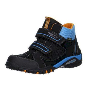 Superfit dětská celoroční obuv SPORT4 GTX, Superfit, 1-00364-03, černá