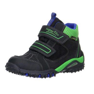 Superfit dětská celoroční obuv SPORT4 GTX, Superfit, 1-00364-48, zelená
