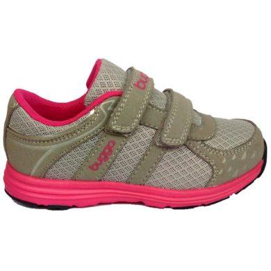 Bugga obuv sportovní 28 až 37, Bugga, B090, šedá