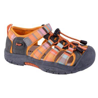 Bugga sandále dětské 25, Bugga, B093, oranžová