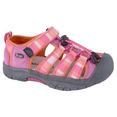 Bugga sandále dětské 25, Bugga, B094, fuchsia