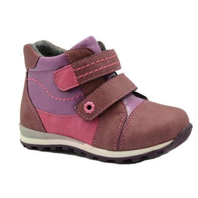 Bugga boty dívčí zateplené, Bugga, B00136-03, růžová