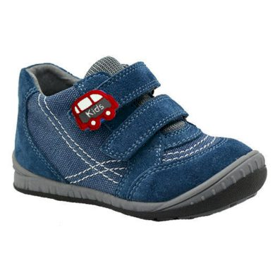 Bugga boty dětské celoroční, Bugga, B00137-04, modrá