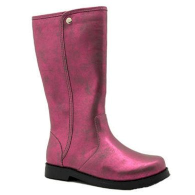 Bugga kozačky dívčí fashion, Bugga, B00139-03, růžová