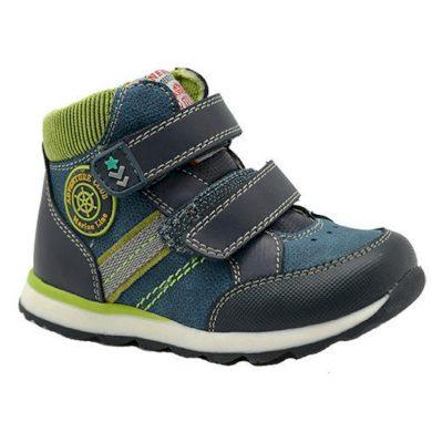 Bugga boty chlapecké celoroční, Bugga, B00144-04, modrá