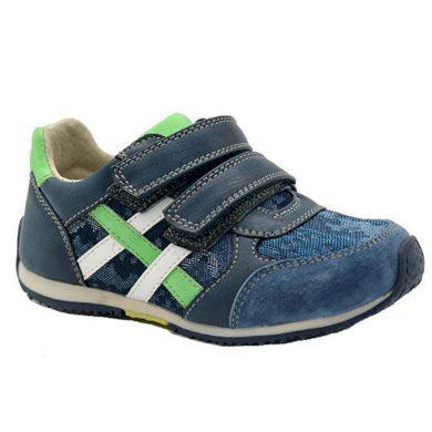 Bugga boty chlapecké celoroční, Bugga, B00145-04, modrá