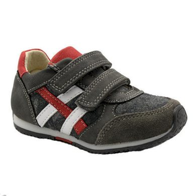 Bugga boty chlapecké celoroční, Bugga, B00145-09, šedá