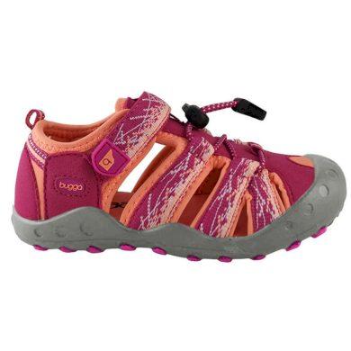 Bugga sandály sportovní OUTDOOR, Bugga, B00156-03, růžová