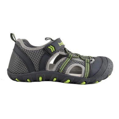 Bugga sandály sportovní OUTDOOR, Bugga, B00157-09, šedá