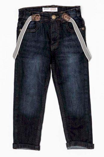 Minoti Kalhoty džínové se šlemi, Minoti, COOL 2, modrá