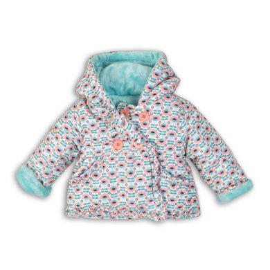 Minoti Kabátek kojenecký vyteplený, Minoti, PRINCESS 4, zelená