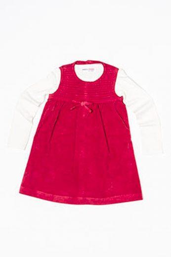 Minoti Dívčí set : šatovka, tričko, Minoti, BERRY 4, holka