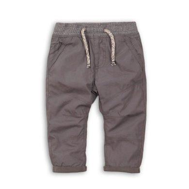Minoti Kalhoty chlapecké podšité v pase do gumy, Minoti, CROSS 8, šedá