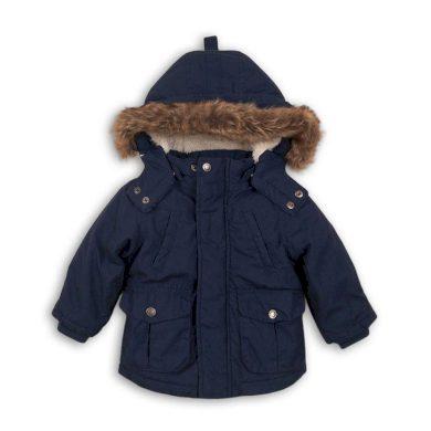 Minoti Kabát chlapecký zimní Parka, Minoti, ARCTIC 11, modrá