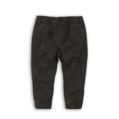 Minoti Kalhoty chlapecké s elastenem, Minoti, KID 5, šedá