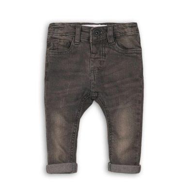 Minoti Kalhoty chlapecké džínové s elastenem, Minoti, KID 11, šedá