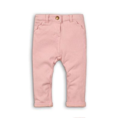Minoti Kalhoty dívčí s elastenem, Minoti, AUTUMN 9, růžová