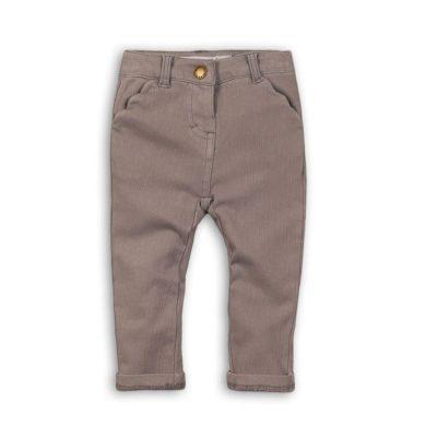 Minoti Kalhoty dívčí s elastenem, Minoti, AUTUMN 9, šedá