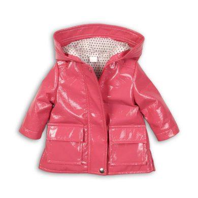 Minoti Kabát dívčí nepromokavý do deště, Minoti, PARIS 7, růžová