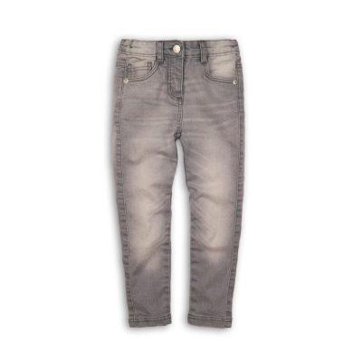 Minoti Kalhoty dívčí džínové s elastenem, Minoti, SUPER 4, šedá