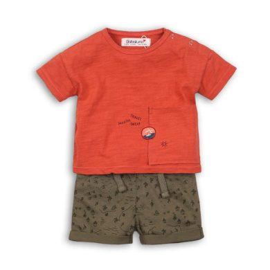 Minoti Chlapecký set, tričko a kraťasy, Minoti, CACTUS 8, kluk