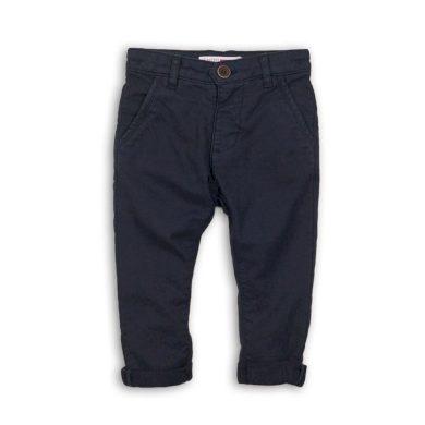 Minoti Kalhoty chlapecké Chino, Minoti, REAL 1, modrá