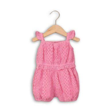 Minoti Overal kojenecký letní, Minoti, BEE 2, růžová