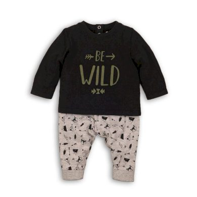 Minoti Chlapecký set , tričko a tepláky, Minoti, CAMO 8, kluk
