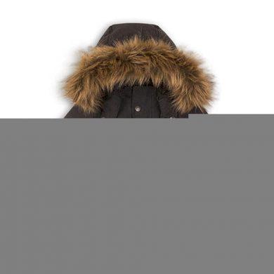 Minoti Kabát chlapecký zimní, Minoti, BOLT 3, šedá