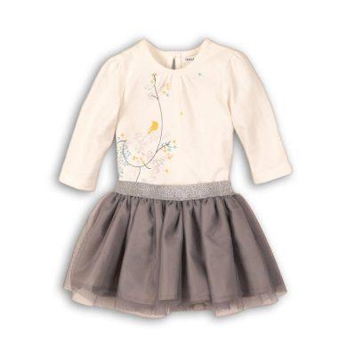 Minoti Dívčí set , tričko a sukně TUTU, Minoti, SQUIRREL 11, holka