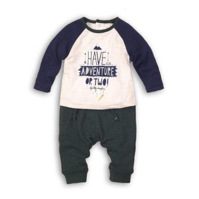 Minoti Chlapecký set , tričko a tepláky, Minoti, ADVENTURE 9, kluk