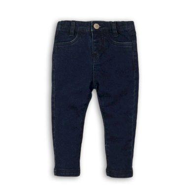 Minoti Kalhoty dívčí džínové elastické, Minoti, GANG 15, modrá