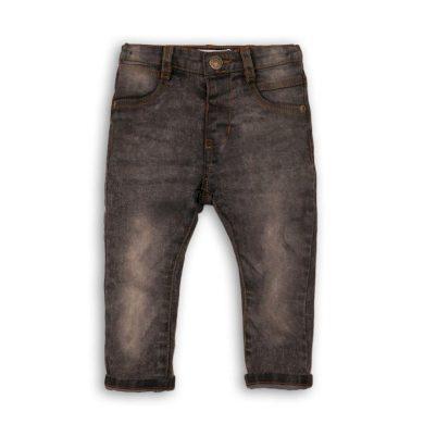 Minoti Kalhoty chlapecké džínové s elastenem, Minoti, RANGER 6, černá