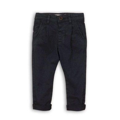 Minoti Kalhoty chlapecké Chino, Minoti, FORMAL 4, černá