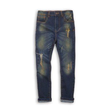 Minoti Kalhoty chlapecké džínové s elastenem, Minoti, EXPO 7, kluk