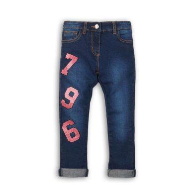 Minoti Kalhoty dívčí džínové s elastenem, Minoti, REDSOX 12, holka