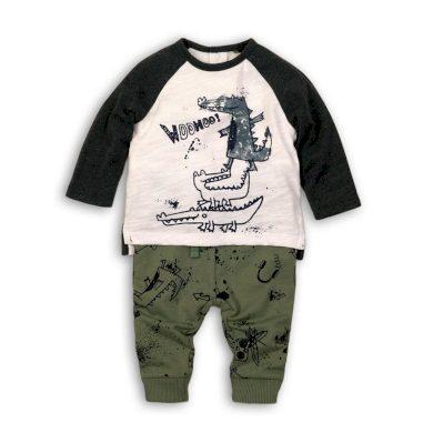 Minoti Kojenecký set: tričko a kalhoty, Minoti, Yo 8, kluk