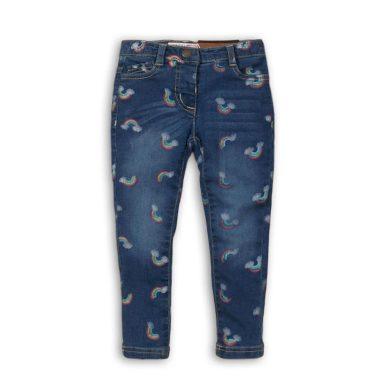 Minoti Kalhoty díčí džínové s elastenem, Minoti, Unicorn 10, modrá