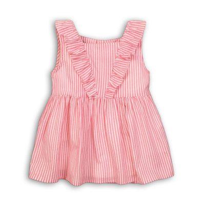 Minoti Tunika dívčí bavlněná, Minoti, Secret 5, růžová