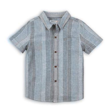 Minoti Košile chlapecká, Minoti, Club 1, modrá