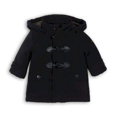Minoti Kabát chlapecký vlněný podšitý chlupem, Minoti, SMART 1, tmavě modrá