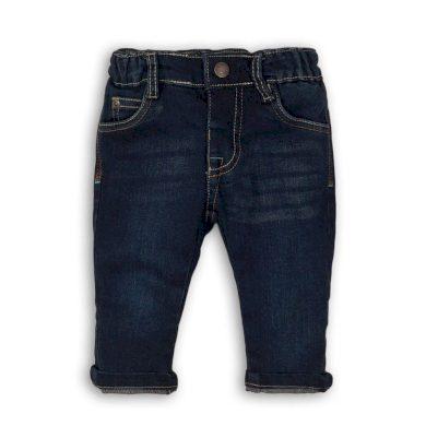 Minoti Kalhoty chlapecké džínové, Minoti, SMART 6, tmavě modrá